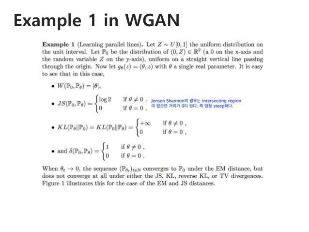 WGAN, practically 48