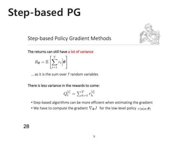 Step-based PG 9
