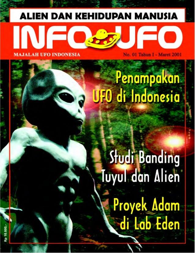 MARET 2001 INFO-UFO1