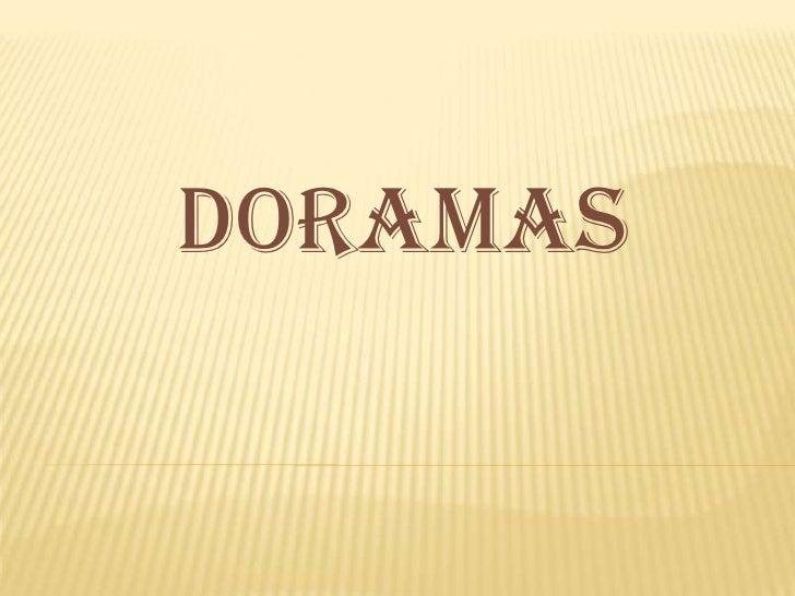 Doramas<br />