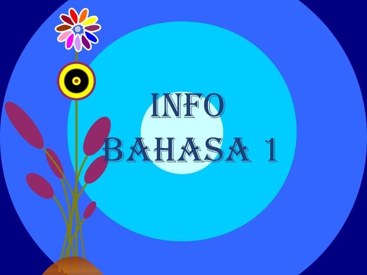 InfoBahasa 1