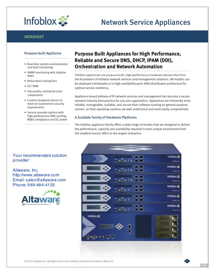 Your recommended solutionprovider:Altaware, Inc.http://www.altaware.comEmail: sales@altaware.comPhone: 949-484-4125
