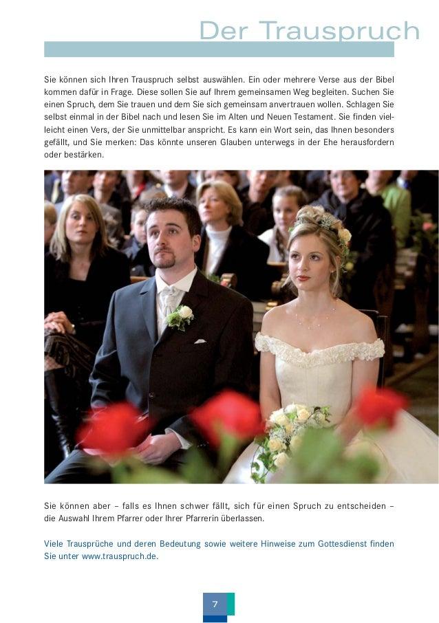 Was braucht man um kirchlich heiraten zu konnen