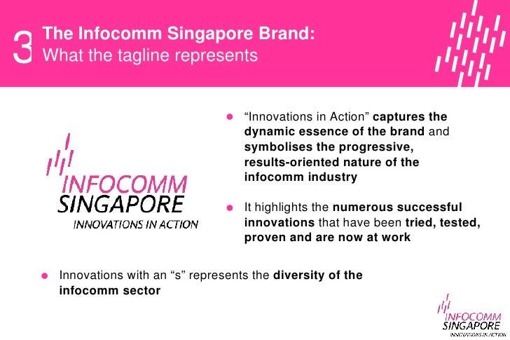 Infocomm Singapore Co Branding Briefing