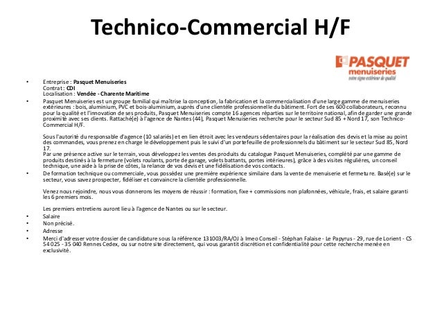 technico commercial lettre de motivation Lettre de motivation technico commercial | Codesducambresis technico commercial lettre de motivation