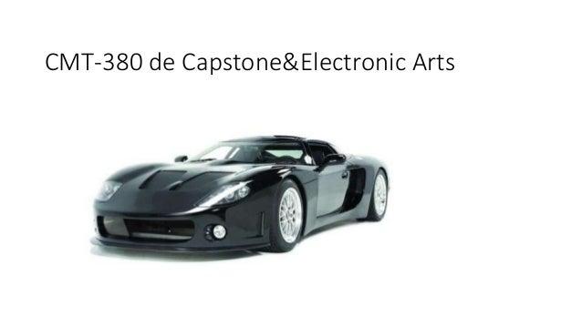 CMT-380 de Capstone&Electronic Arts
