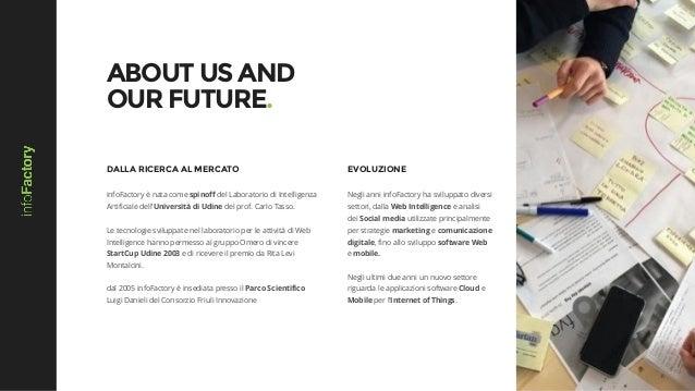 InfoFactory: Internet of Thing per DITEDI e DigitalMeet2017 Slide 2