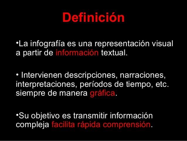 BREVE INTRODUCCIÓN A LA INFOGRAFÍA Y LÍNEA DE TIEMPO Slide 2
