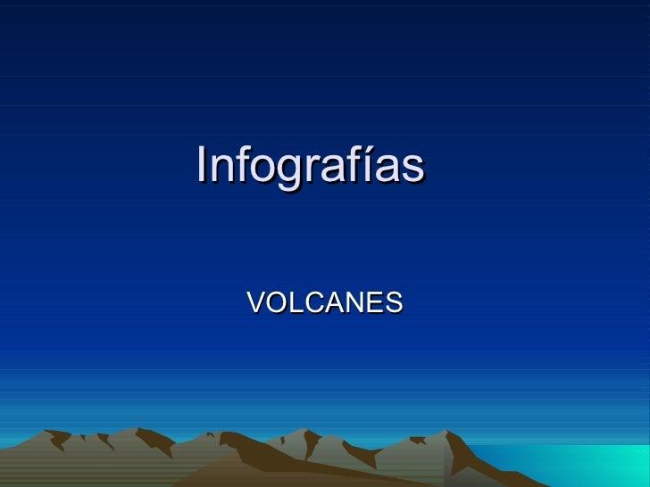 Infografías VOLCANES