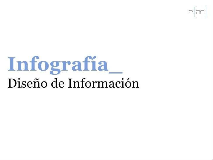 Infografía_ Diseño de Información