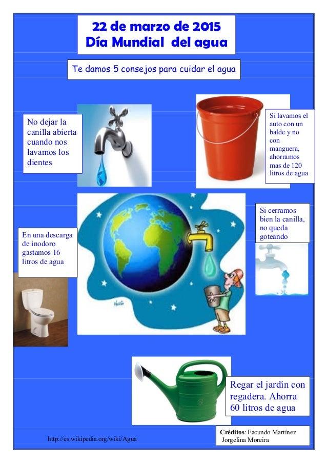 Infografia Del Agua Facundo Y Jorgelina