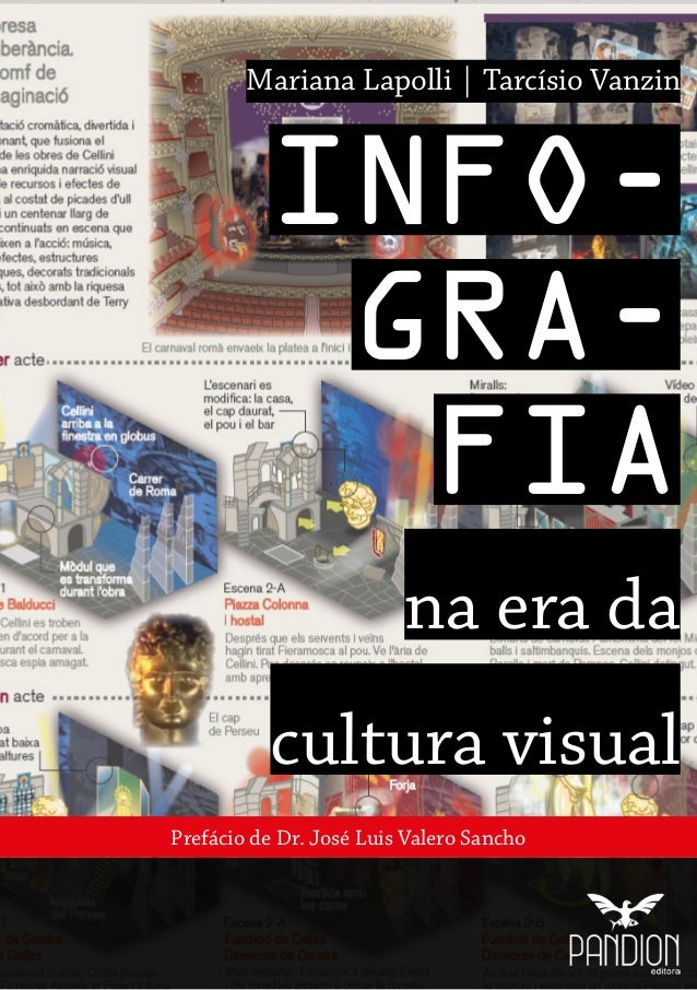Mariana Lapolli | Tarcísio Vanzin INFO- GRA- FIA na era da cultura visual Prefácio de Dr. José Luis Valero Sancho