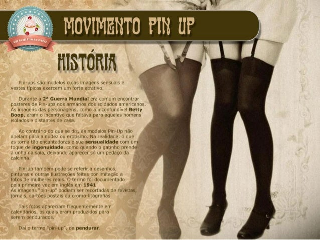 Infografico Pin Up's