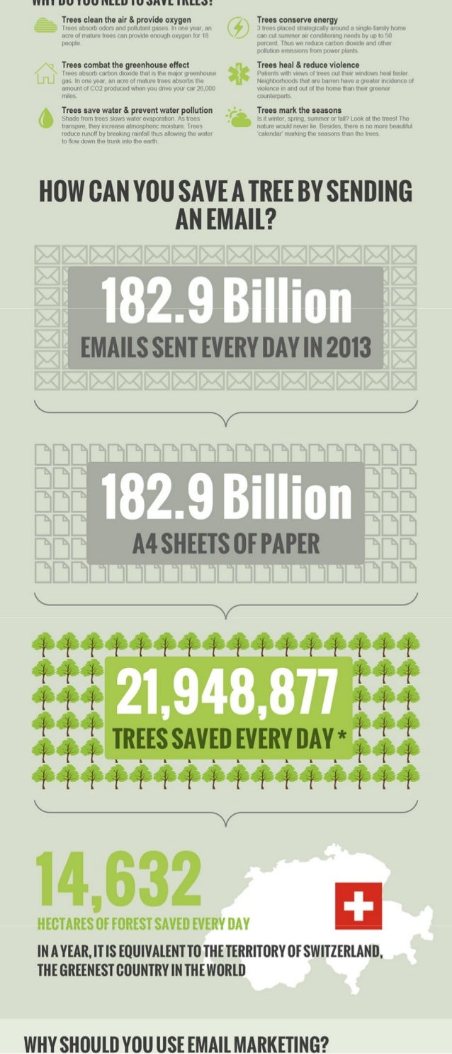 Save More Leaves with Email Marketing