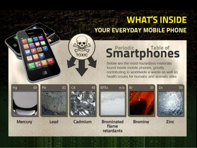 Toxic Mobile Phones: The Health Dangers Slide 3