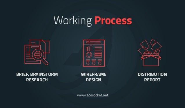 Infographic presentation-acerocket