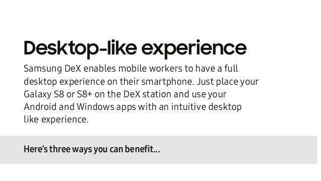 3 Ways a Mobile Desktop Can Save You Time Slide 2