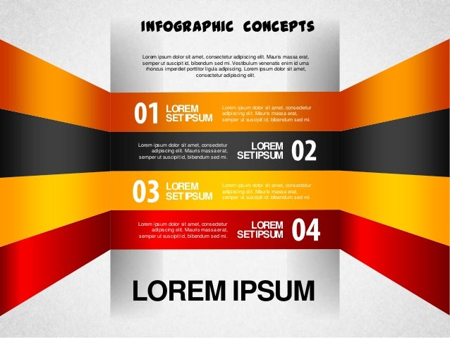 Infographic ConceptsLOREMSETIPSUMLorem ipsum dolor sit amet, consecteturadipiscing elit. Mauris massa erat,semper ut susci...