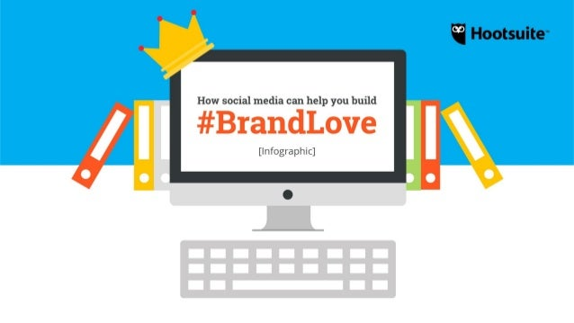 [Infographic] How social media can help you build #BrandLove