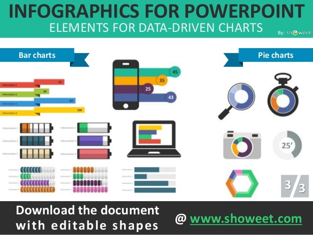 charts  infographics templates for powerpoint, Powerpoint
