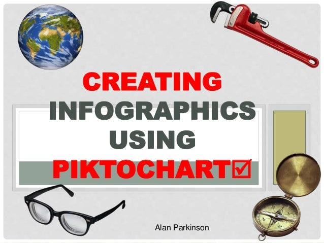CREATING INFOGRAPHICS USING PIKTOCHART Alan Parkinson