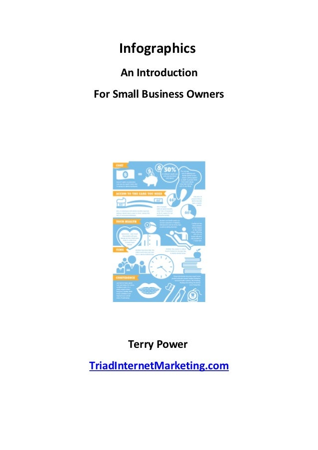 Infographics     An IntroductionFor Small Business Owners       Terry PowerTriadInternetMarketing.com