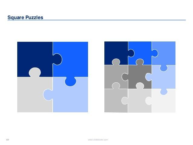 69 www.slidebooks.com69 Square Puzzles
