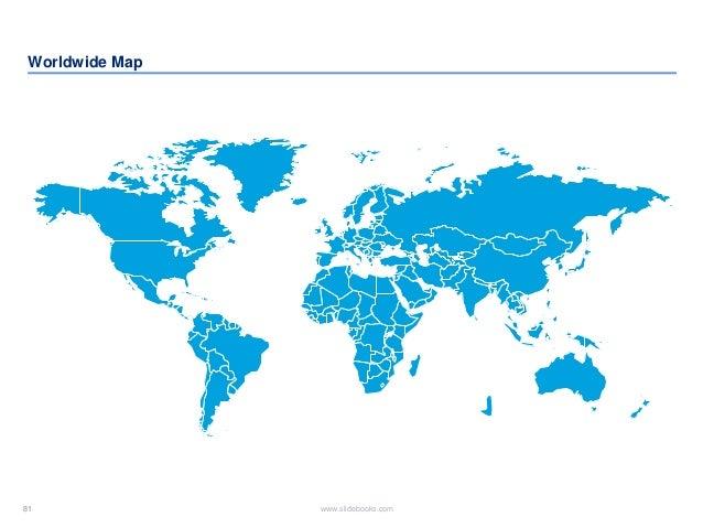 81 www.slidebooks.com81 Worldwide Map