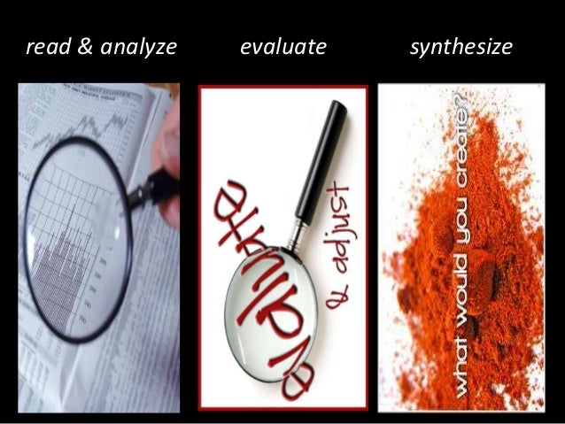 Infographics: Analyze, Evaluate and Create Slide 3