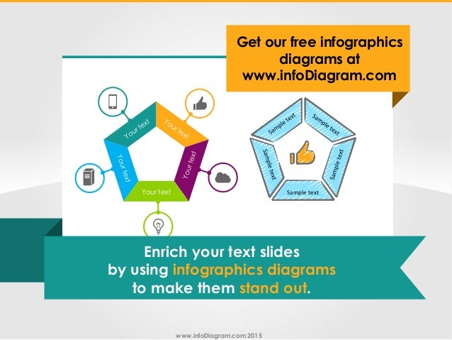 Infographics text lists powerpoint diagrams 26 ccuart Choice Image