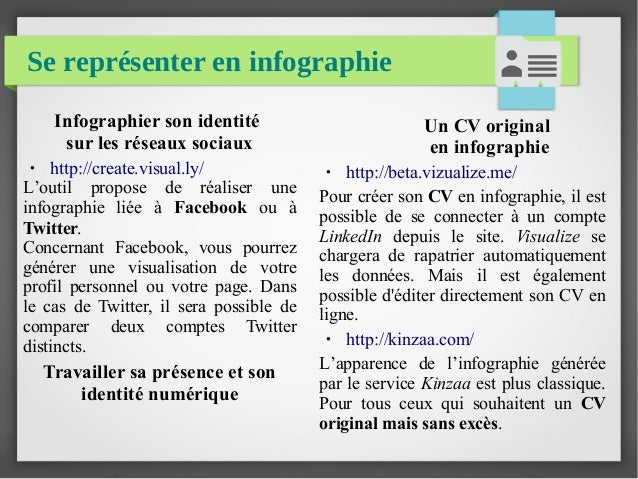 infographie et e sidoc