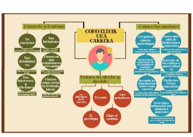 Infografia orientación vocacional