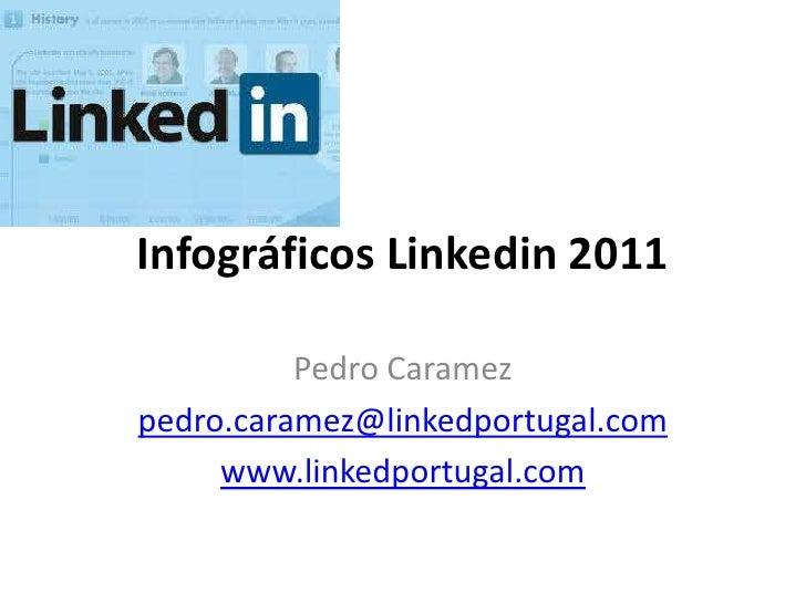 Infográficos Linkedin 2011          Pedro Caramezpedro.caramez@linkedportugal.com     www.linkedportugal.com