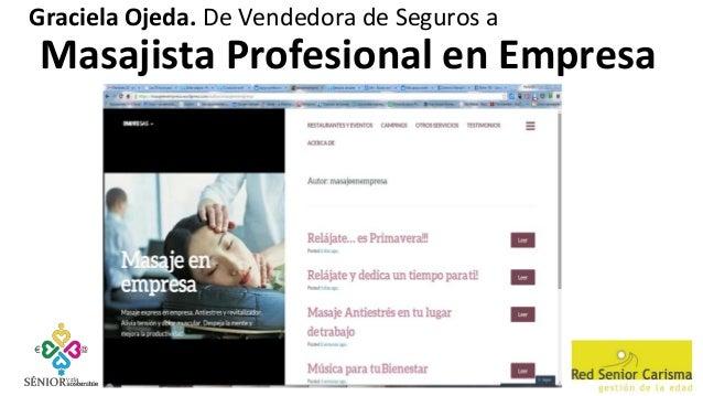 Margarita Falcó. De Administrativa a Entrenadora Mente-Cuerpo Seniors