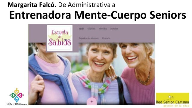 María Sánchez. De Peluquera a Especialista en Imagen Saludable