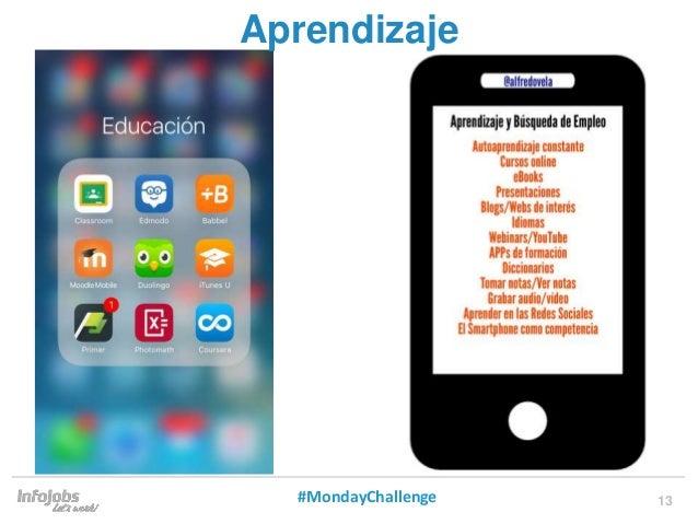 13 Aprendizaje #MondayChallenge