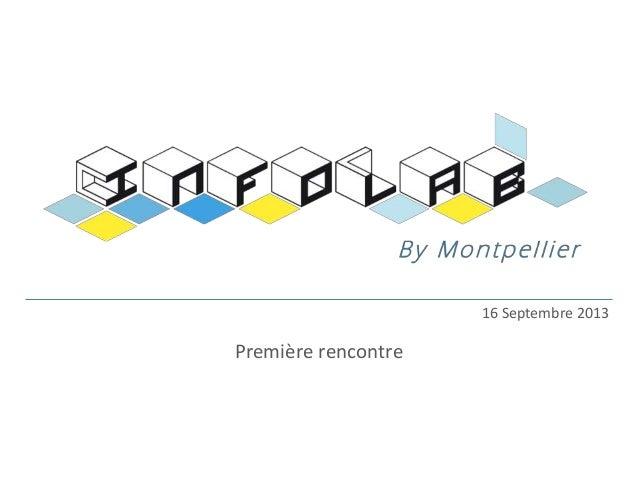 Première rencontre 16 Septembre 2013