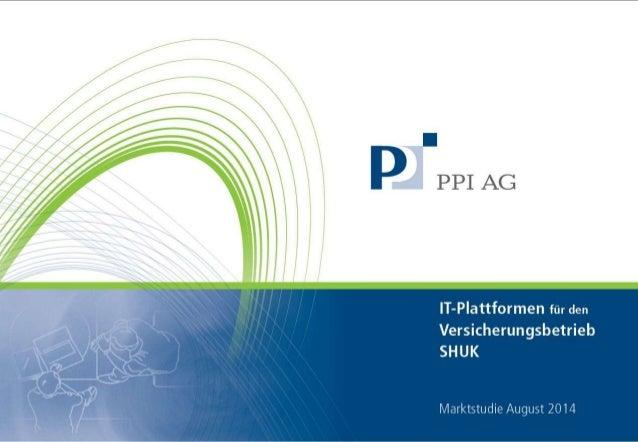 Mit Standardsoftware  gegen steigende Kosten und für schnellere Prozesse  Die deutschen Sach-, Haftpflicht-, Unfall- und K...