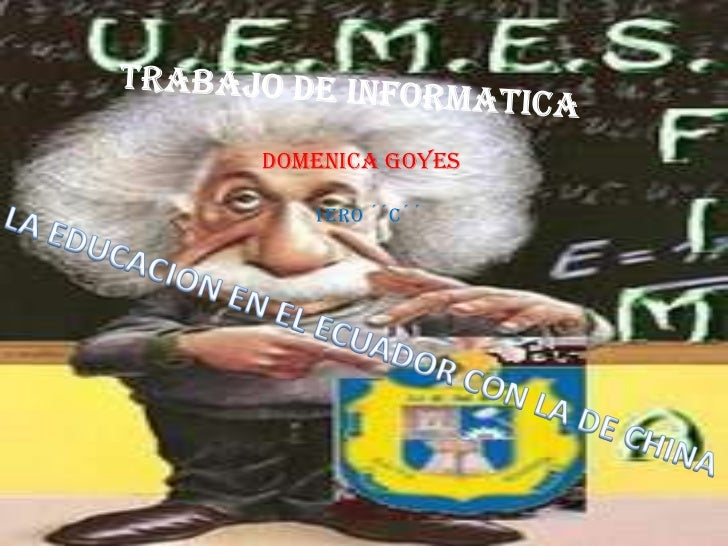 DOMENICA GOYES   1ero ´´C´´