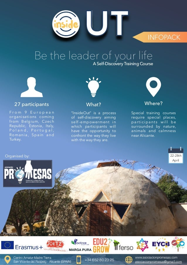 Be the leader of your life 27 participants F r o m 9 E u r o p e a n organisations coming from Belgium, Czech Republic, Es...