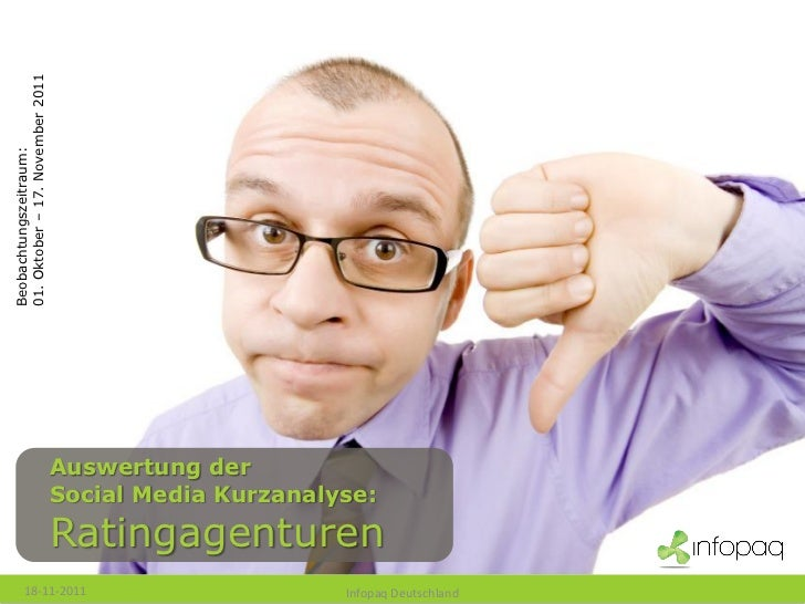 01. Oktober – 17. November 2011Beobachtungszeitraum:                                  Auswertung der                      ...