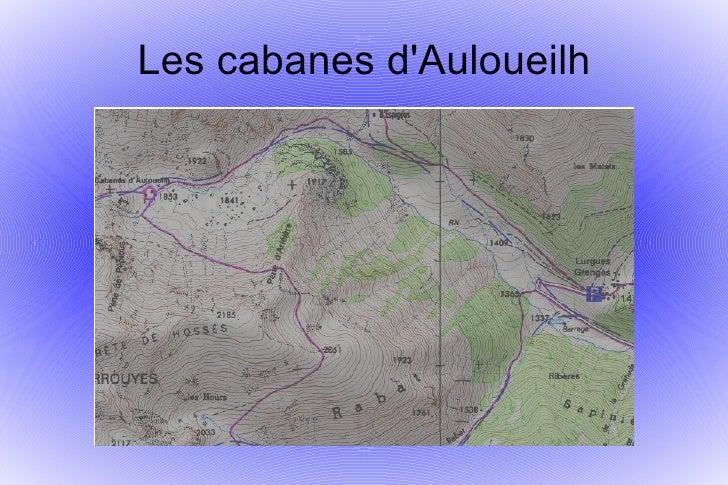 Les cabanes d'Auloueilh