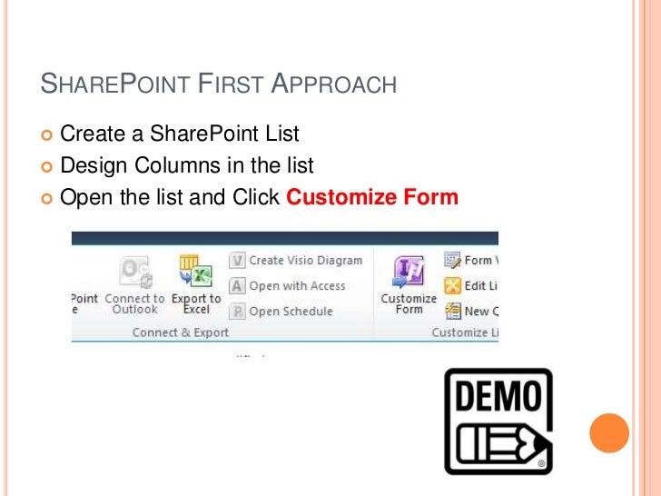 Info path advanced development @ Sri Lanka SharePoint Forum