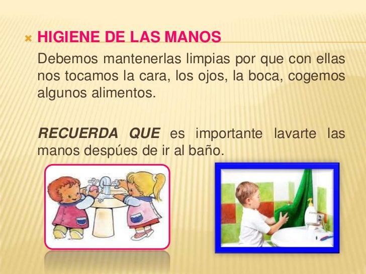 H bitos de higiene - Alimentos para ir al bano inmediatamente ...