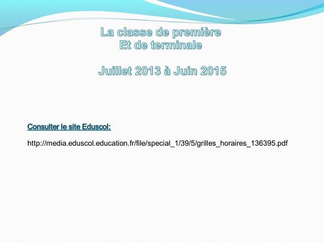 Épreuves obligatoires au baccalauréat en Série LÉpreuves anticipées (Juin fin Première - mid Year 11)Intitulé de lépreuve ...