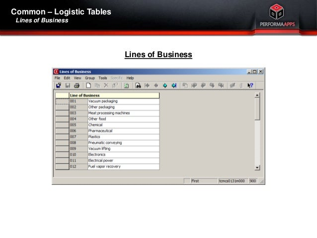 Inforlncom Infor LN Multisite And Common Data Overview - Express invoice software free download online vapor store