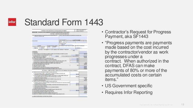 inforln erp ln 10.3 & 10.4 contract invoicing differences, Invoice templates
