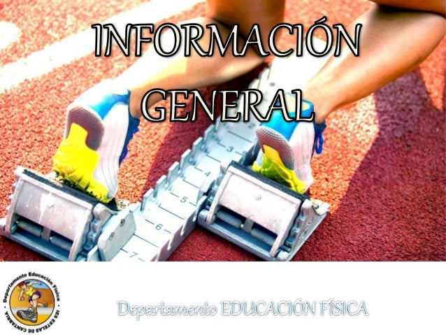 NORMAS GENERALES CLASES EF • La asistencia a la clase de Educación Física es obligatoria. • Si un alumno/a falta a clase u...