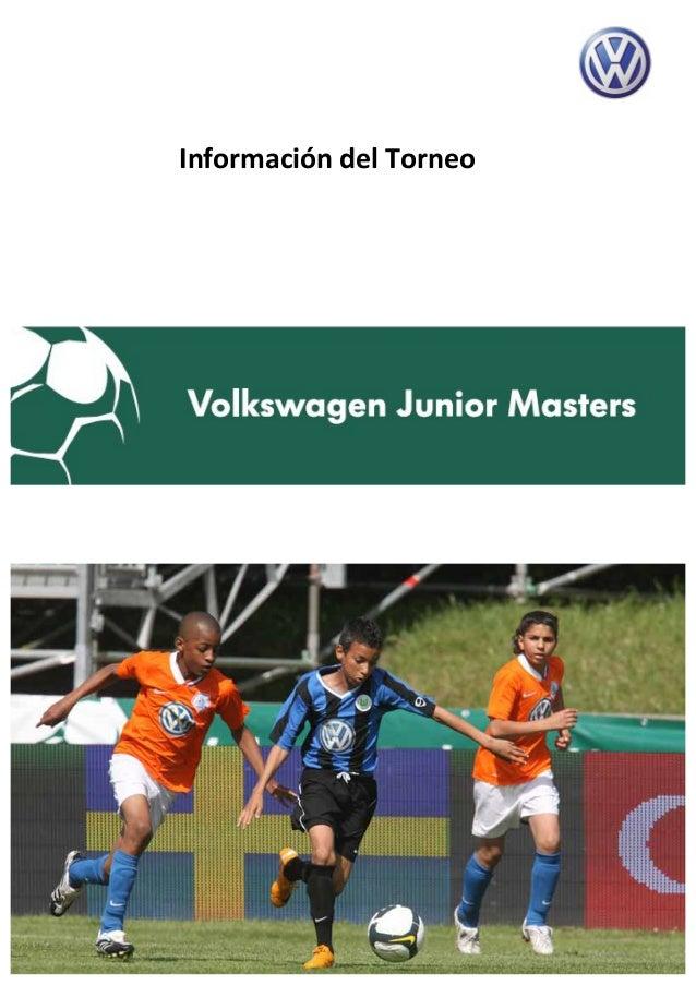 Información  del  Torneo                                                         ...