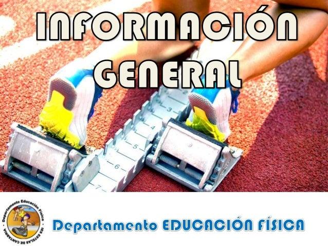 NORMAS BÁSICAS CLASES EF • La asistencia a la clase de Educación Física es obligatoria. • Cada falta de asistencia o retra...